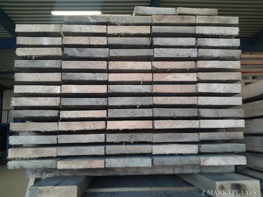 Vurenhout-gebruikt