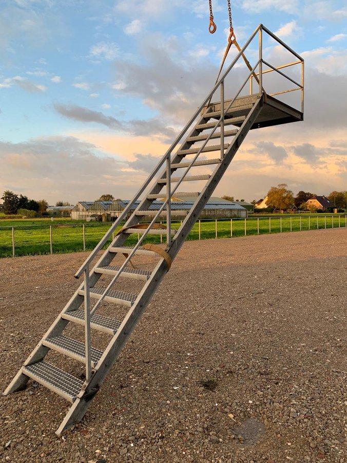 Gebruikte-stalen-trappen