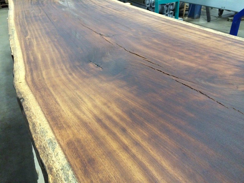 Iroko-boomstambladen-tafelbladen