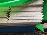 Vurenhouten vloerdelen 25x280 MM 32,50 per vierkante meter_
