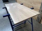 eikenhouten meubelpaneel verlijmd  dikte 18 mm dik 40x100 CM w61_