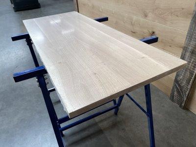 eikenhouten meubelpaneel verlijmd  dikte 18 mm dik 40x100 CM w61