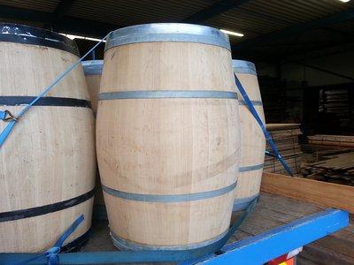 Eiken regenton wijnvat gebruikt, eikenhout regen t